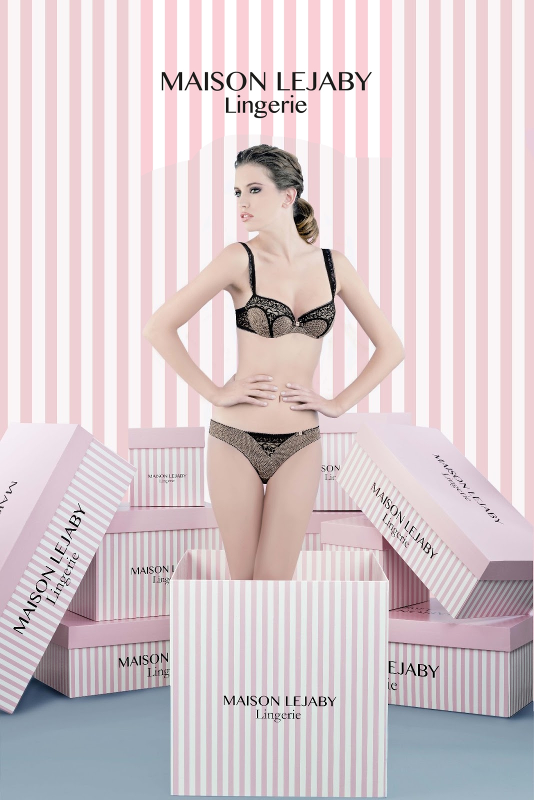 42ae41449 Women lingerie mix - Maison Lejaby - Fashion Stocks GmbH