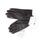 Men's natural leather gloves A/W photo #1