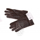 Men's natural leather gloves A/W photo #7