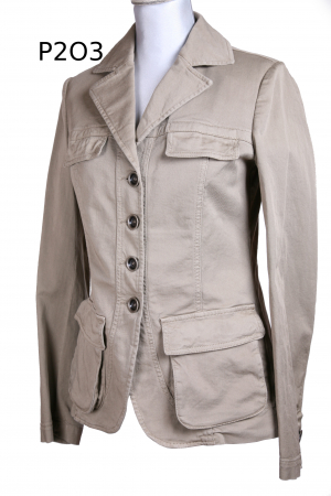 Stock clothes Jackets overproduction image