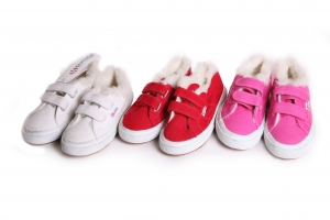Stock clothes Girls shoes image