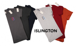 Stock clothes Men's T-shirts for spring/summer image