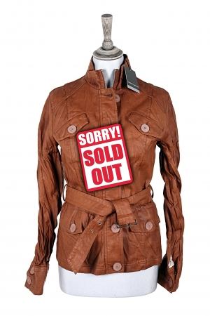 Stock clothes Women jackets image sold