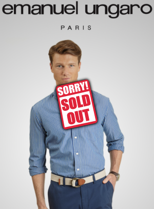 Stock clothes Men's shirts image sold