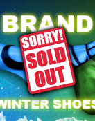 Apparel stock Brand leather winter shoes photo #1