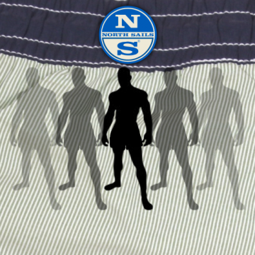 Men boxers stock Image